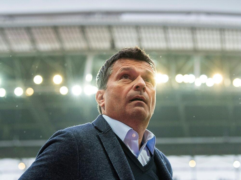 Medien: Heidel wird angeblich Sportvorstand in Mainz. ©SID ROBERT MICHAEL