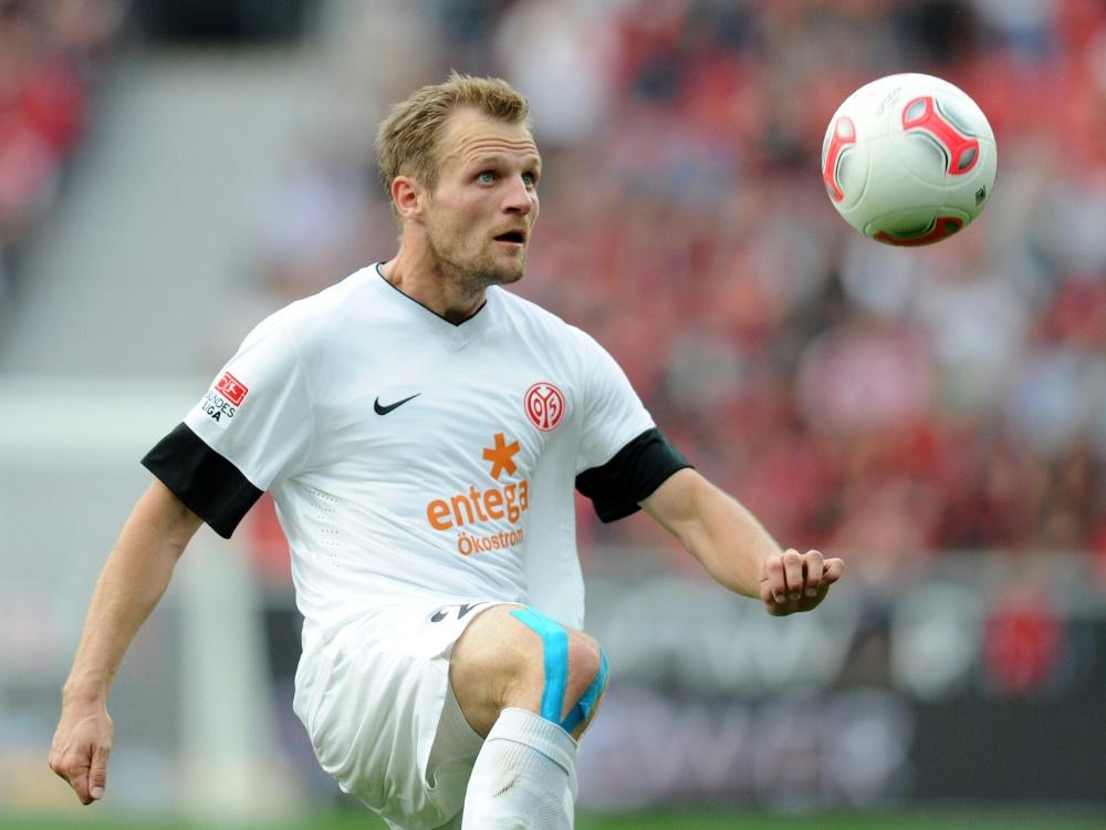 Bo Svensson wird wohl Trainer seines Ex-Klubs Mainz 05. ©FIRO SPORTPHOTO/SID