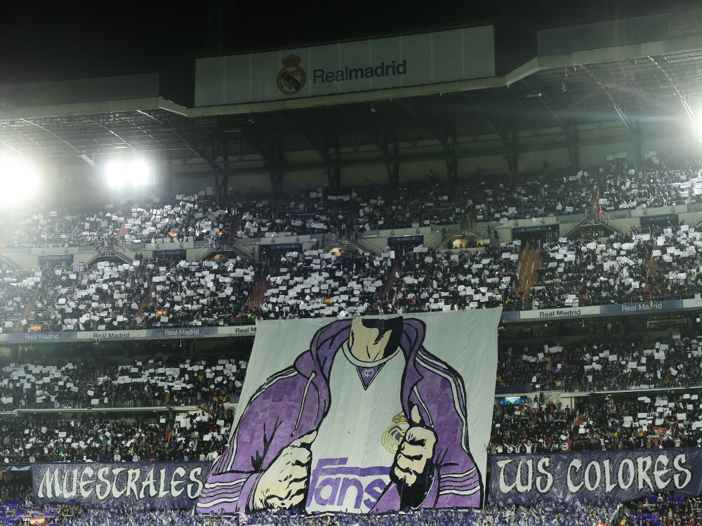 Spanien prüft Fan-Rückkehr ins Stadion. ©SID OSCAR DEL POZO