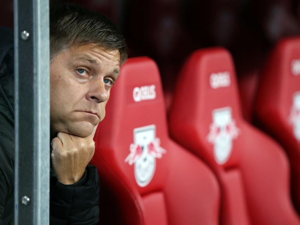 Union verlängert vorzeitig mit Manager Oliver Ruhnert. ©SID RONNY HARTMANN