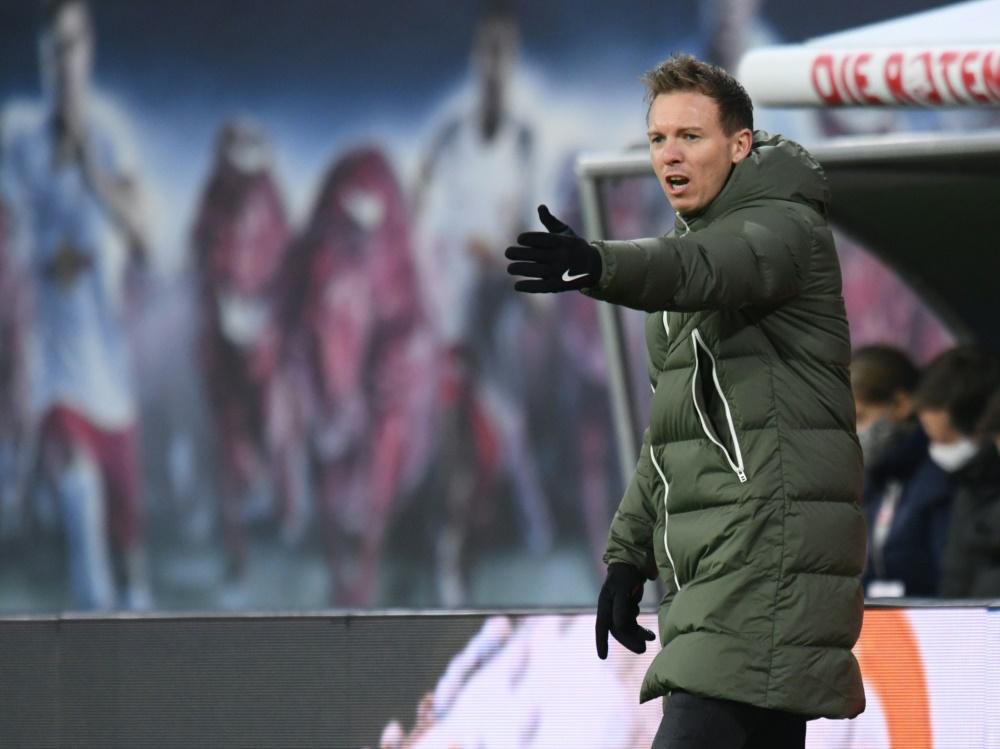Nagelsmann sieht ein sanftes Umdenken im Profifußball. ©SID ANNEGRET HILSE