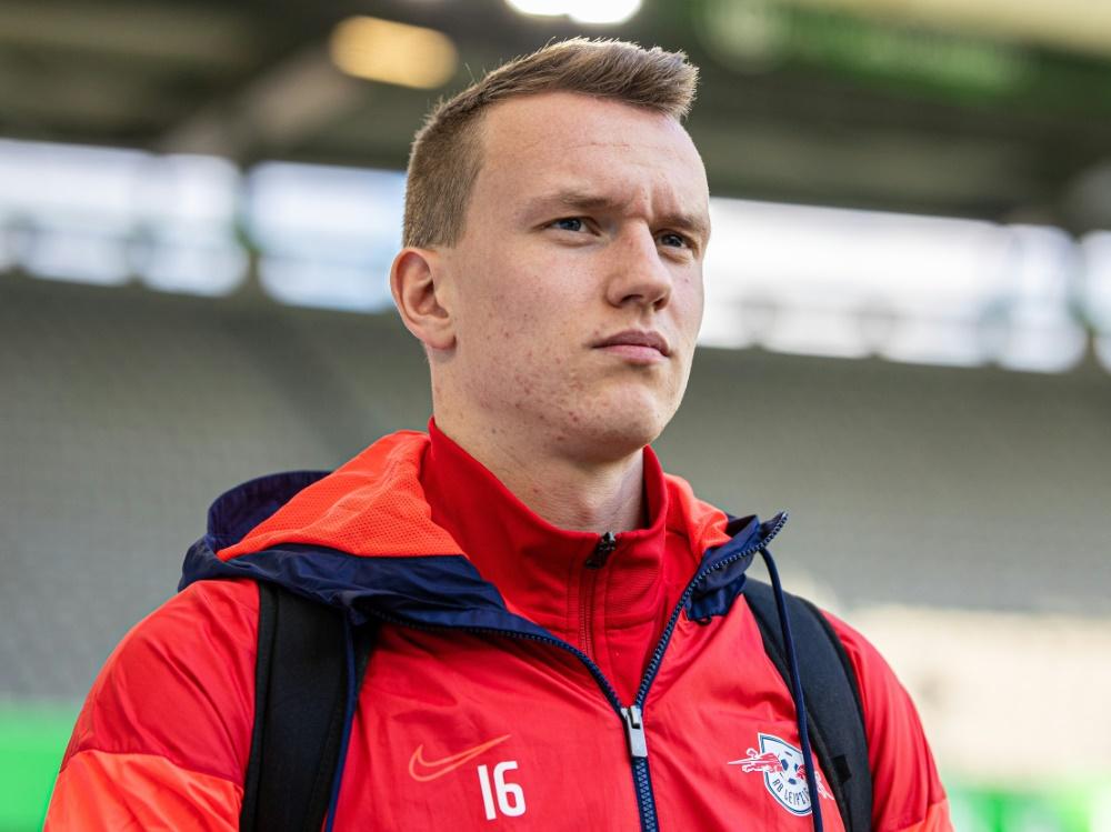 Lukas Klostermann nach Knie-OP wieder im Kader. ©FIRO/SID