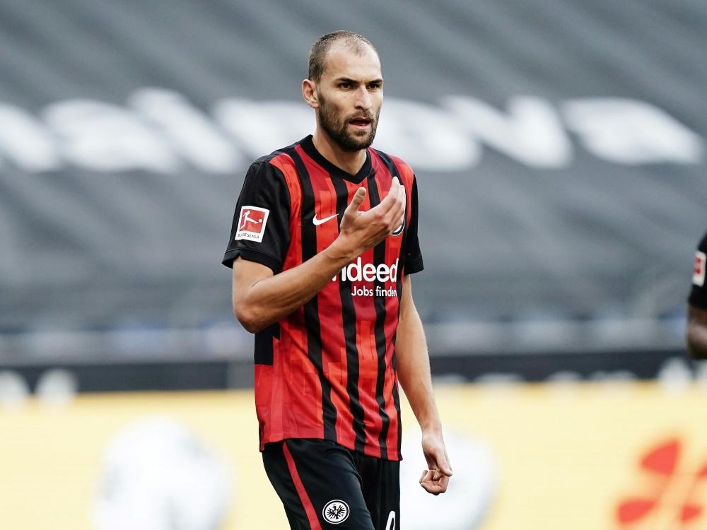 Dost wechselte 2019 zu Eintracht Frankfurt. ©FIRO/SID