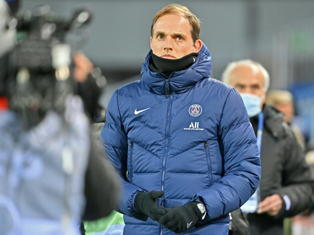 Offiziell: Thomas Tuchel ist nicht mehr Trainer bei PSG. ©SID PASCAL GUYOT