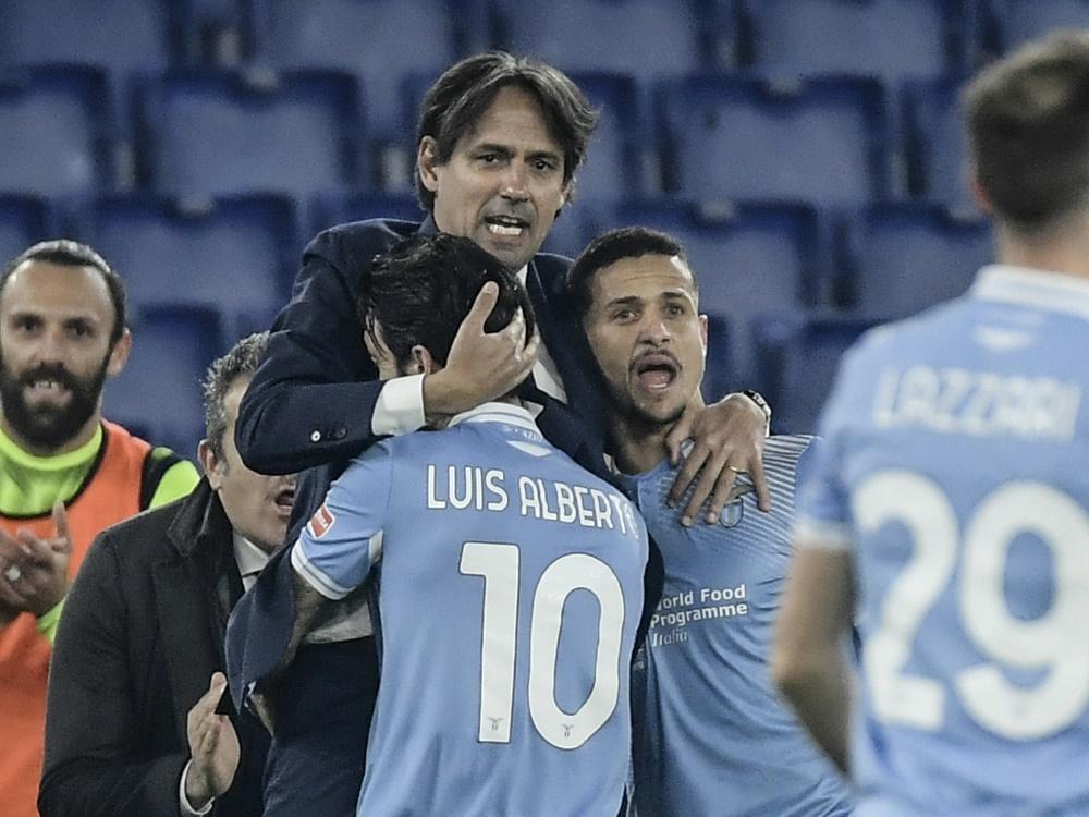 Neapel geht erfolgreich gegen Wertung und Punktabzug vor. ©SID FILIPPO MONTEFORTE
