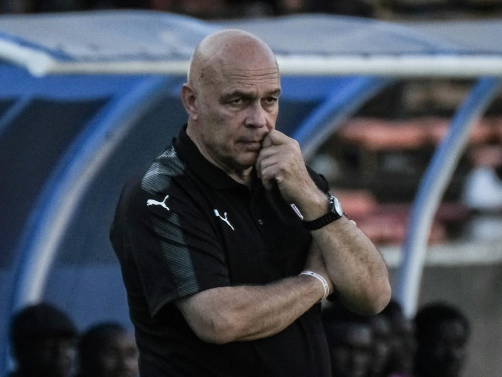 Christian Gross wird Trainer von Schalke 04. ©SID YASUYOSHI CHIBA