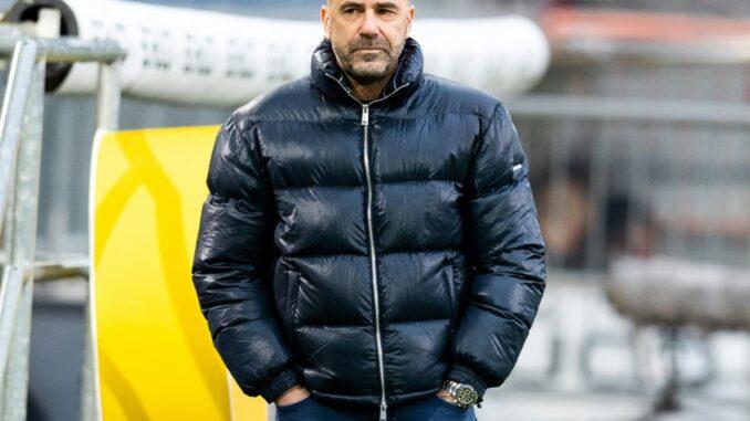 Bosz Bayer Leverkusen