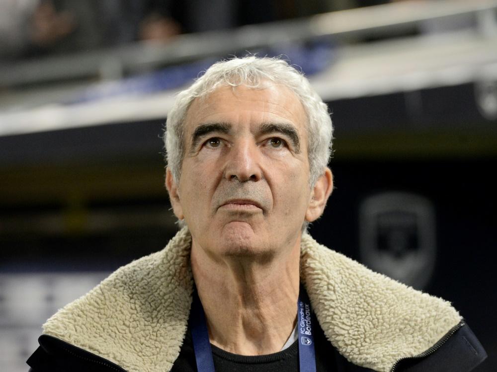 Domenech soll neuer Trainer bei Nantes werden. ©SID NICOLAS TUCAT