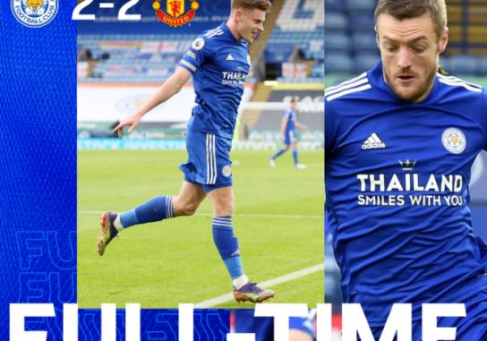 Leicester City und Manchester United