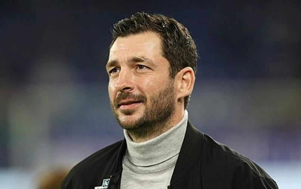 Sandro Schwarz sorgt sich um Ex-Klub Mainz. ©FIRO/SID