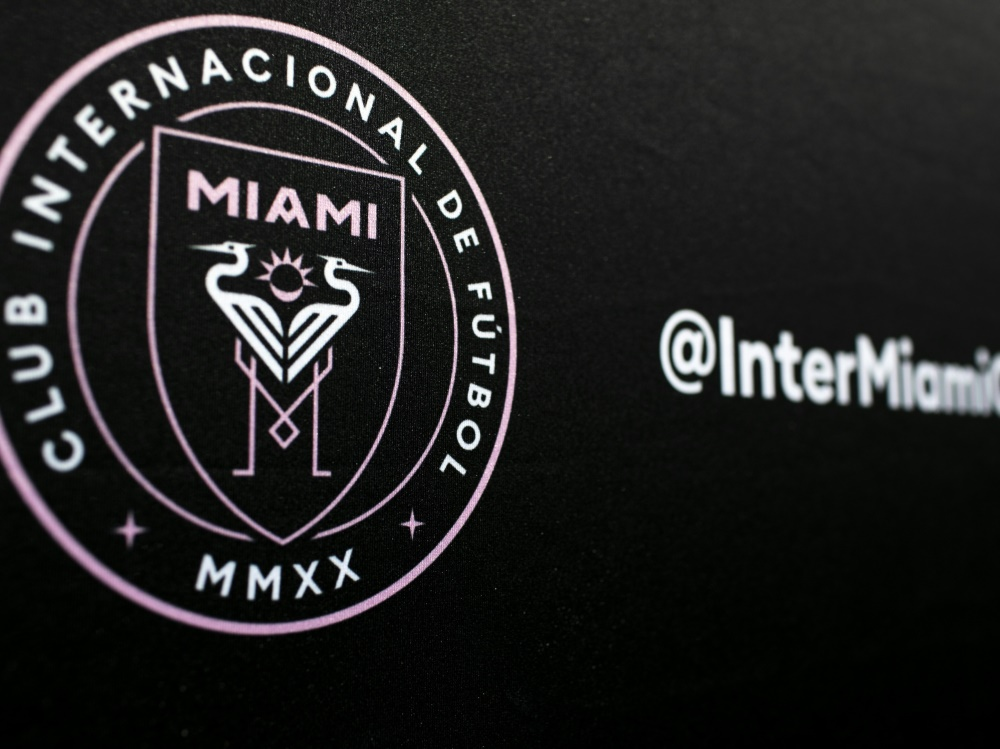 Inter Miami trennt sich von Trainer Diego Alonso. ©SID Marco Bello