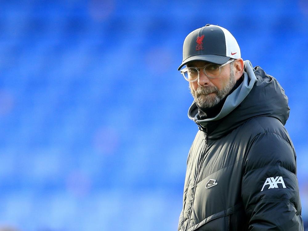 Der FC Marine erhält Unterstützung von Jürgen Klopp. ©SID Adam Davy