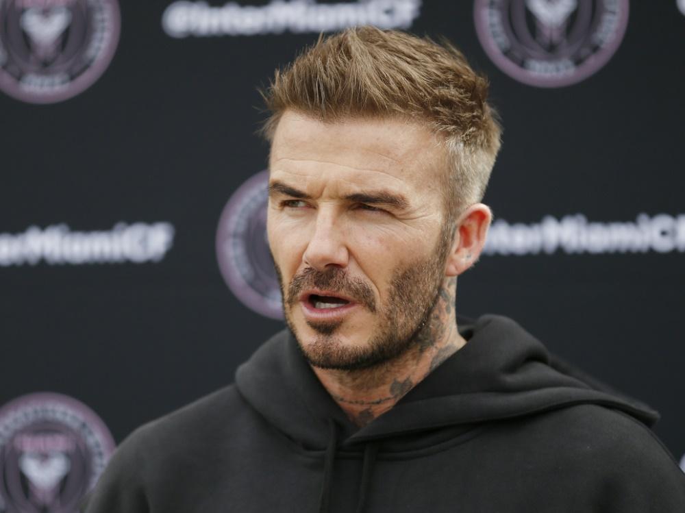 David Beckham und Inter Miami verlieren vor Gericht. ©SID Michael Reaves