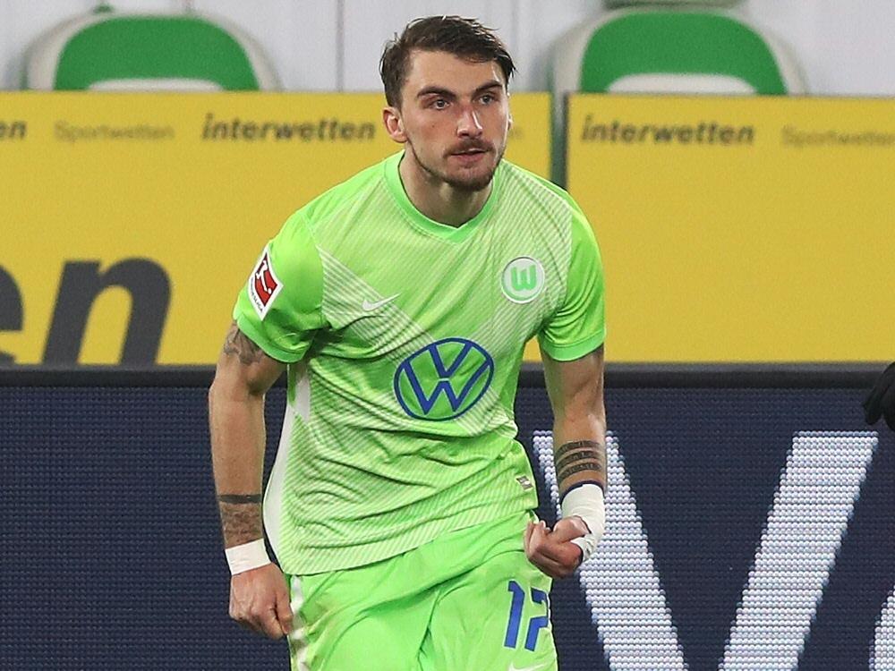 Maximilian Philipp fehlt den Wölfen gegen den BVB. ©FIRO/SID