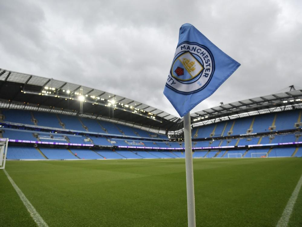 Manchester City hat einen weiteren Kooperationspartner. ©SID ANTHONY DEVLIN