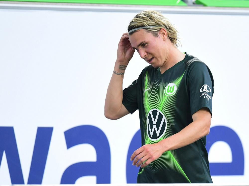 Klaus spielt bis zum Saisonende für Fortuna Düsseldorf. ©FIRO/SID