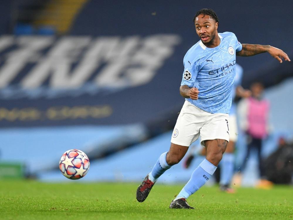 Manchester City gewinnt und rückt vor auf Platz drei. ©SID PAUL ELLIS