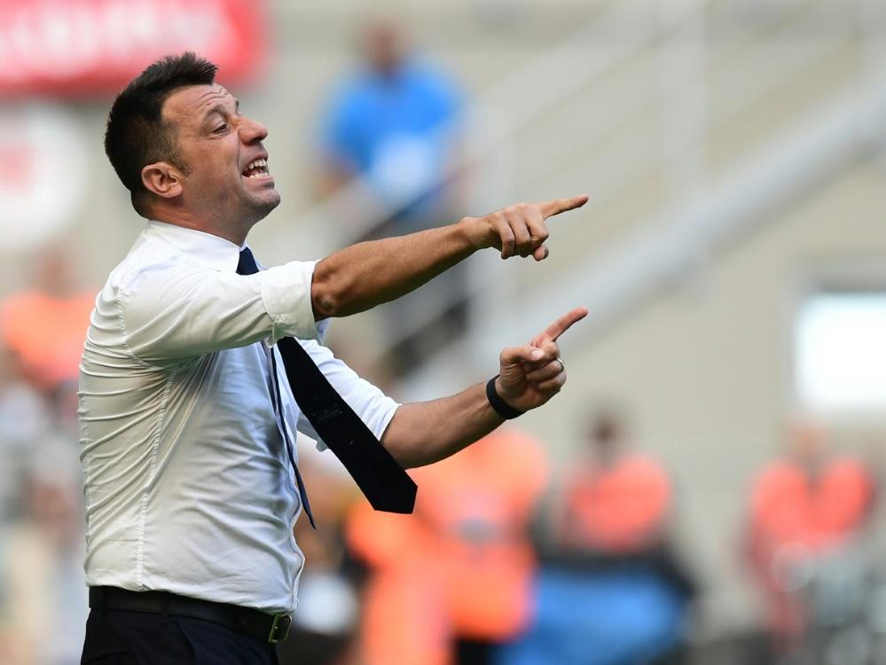 Roberto D'Aversa kehrt zum FC Parma zurück. ©SID MIGUEL MEDINA
