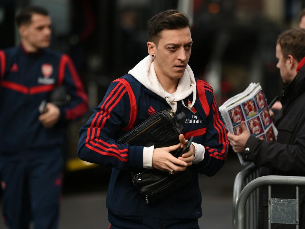 Wechsel zu S04 ist für Mesut Özil keine Option. ©SID OLI SCARFF