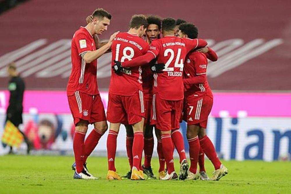 Bundesliga-Termine der Bayern wegen Klub-WM geändert. ©FIRO/SID