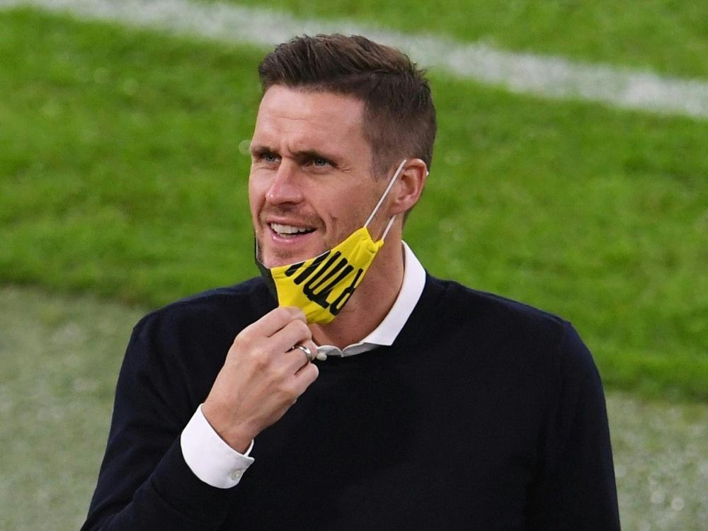 Borussia Dortmunds Lizenzspielerchef Sebastian Kehl. ©SID ANDREAS GEBERT