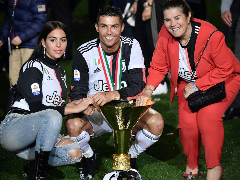 Ronaldo hat jetzt über 250 Millionen Instagram-Follower. ©SID MARCO BERTORELLO