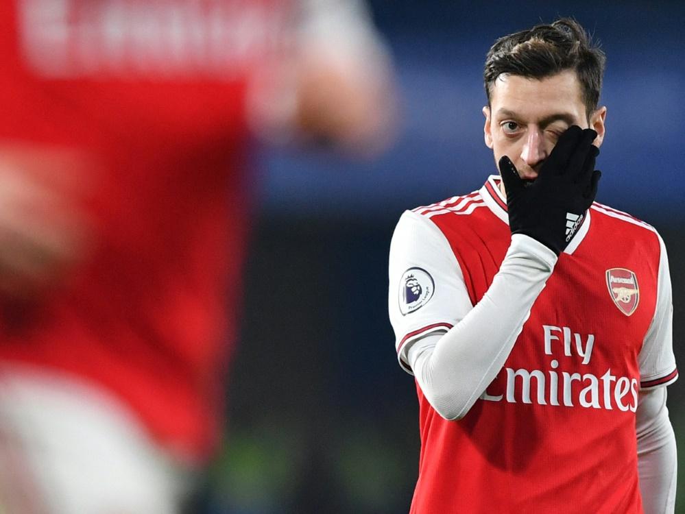 Wird Arsenal wohl verlassen: Mesut Özil. ©SID BEN STANSALL