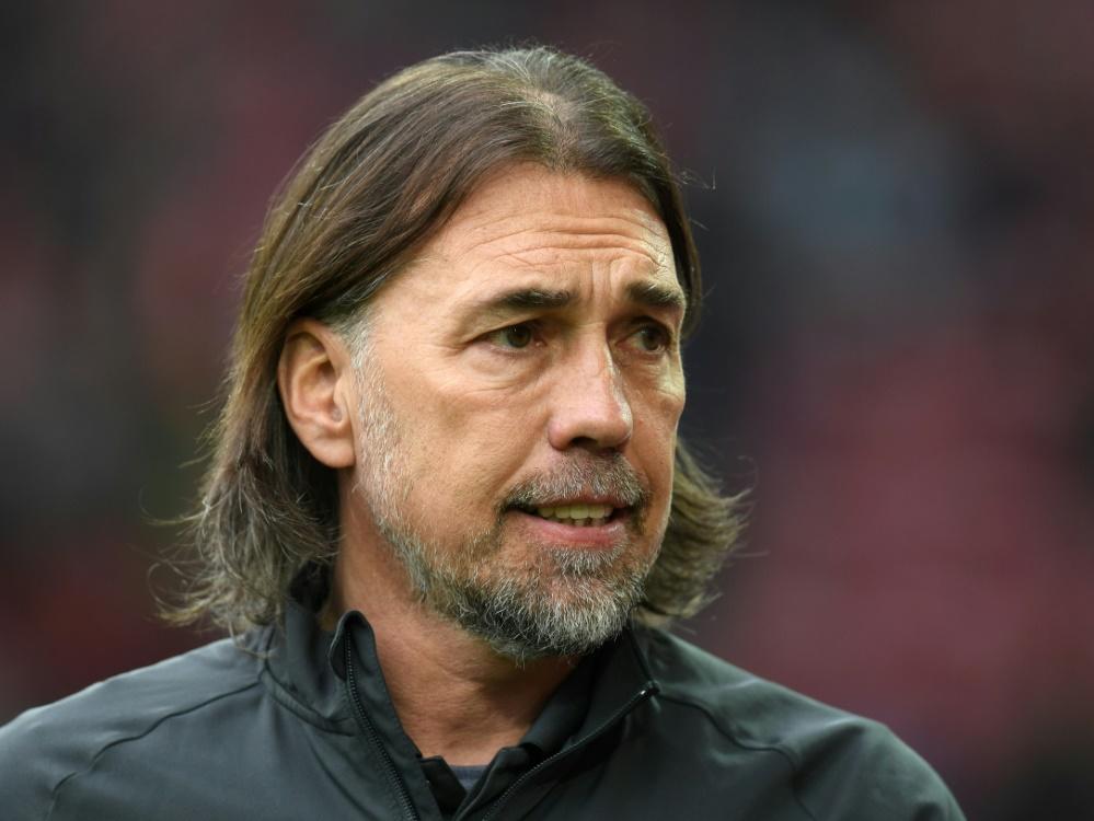Sportdirektor beim FSV Mainz 05: Martin Schmidt. ©SID CHRISTOF STACHE