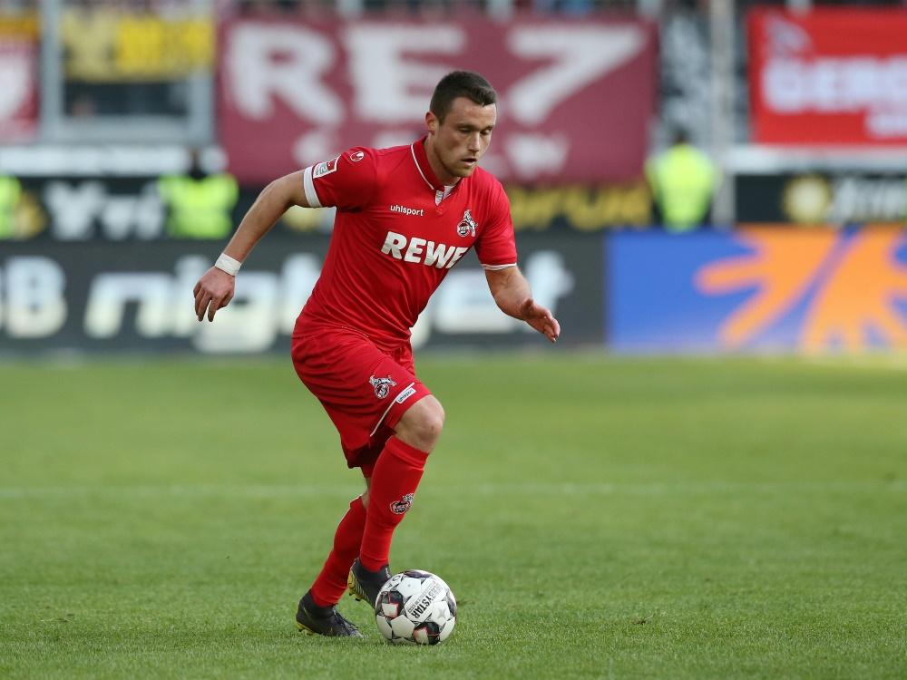 Wird den FC wohl verlassen: Christian Clemens. ©FIRO/SID