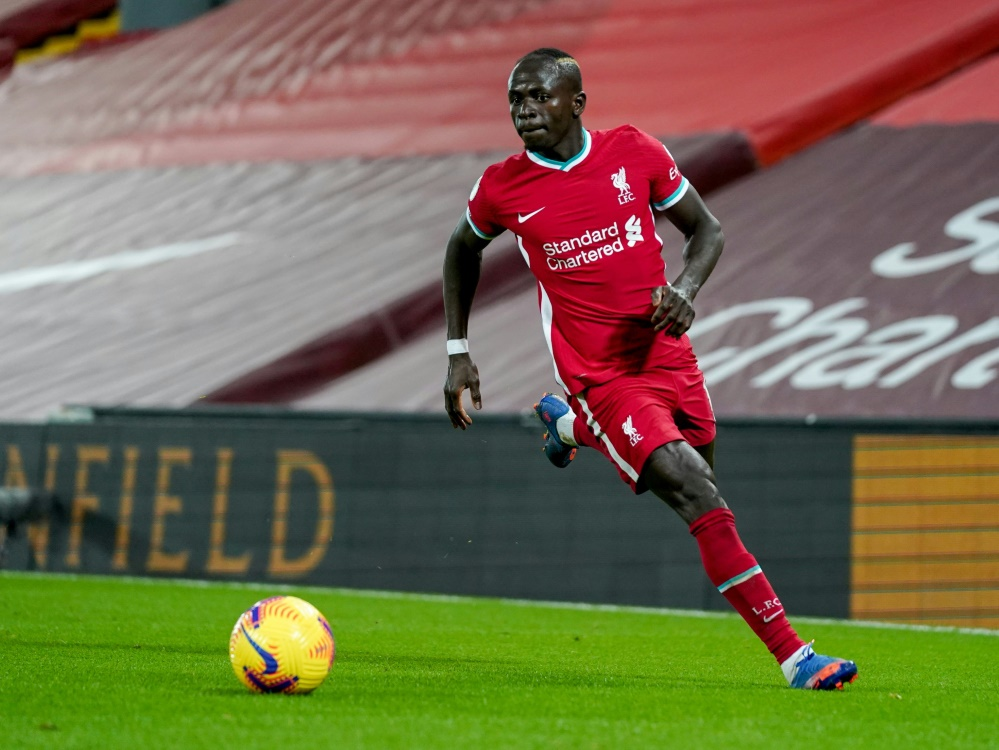 Mane traf doppelt für Liverpool. ©FIRO/SID