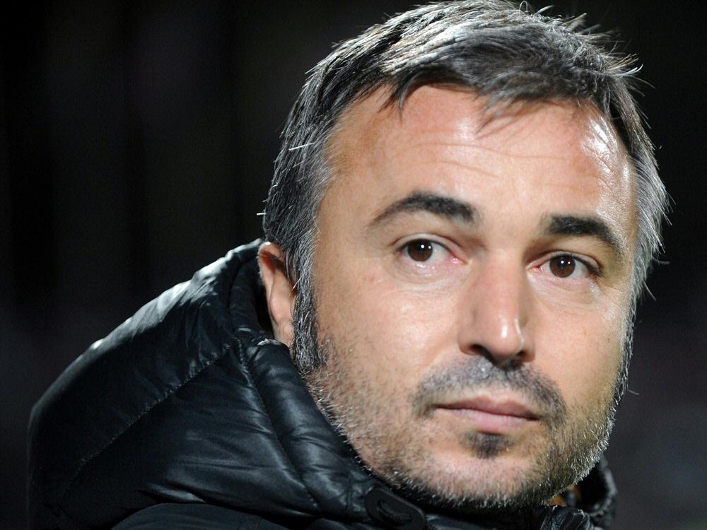 Jasen Petrow ist neuer Nationaltrainer Bulgariens. ©SID PHILIPPE HUGUEN