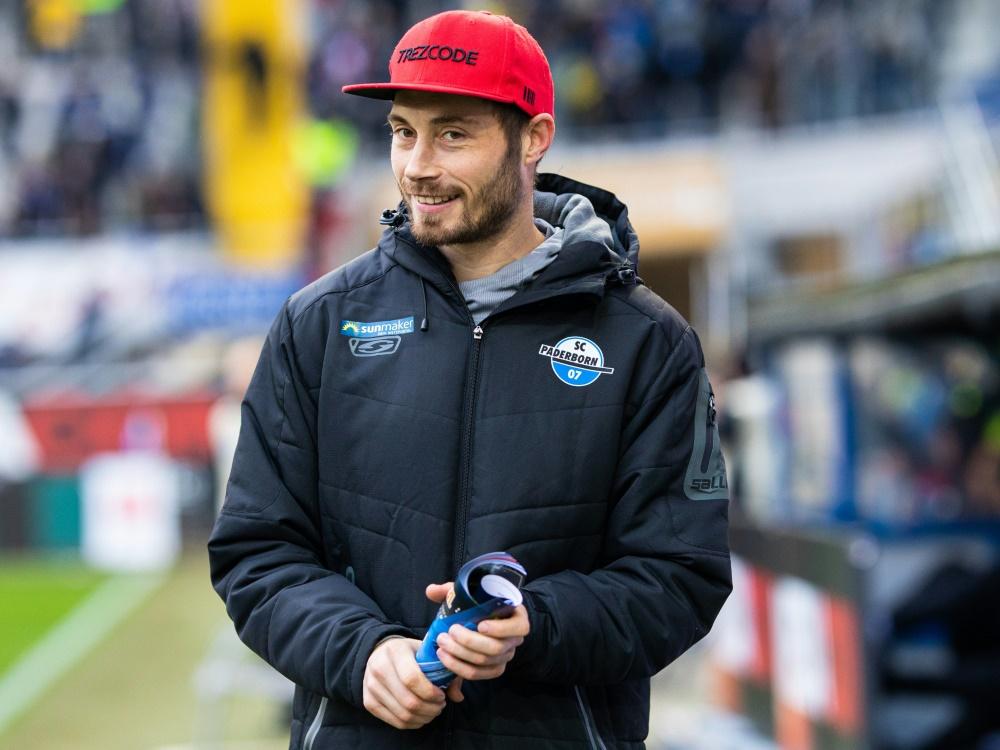 Christian Strohdiek wechselt zu den Würzburger Kickers. ©firo Sportphoto/SID