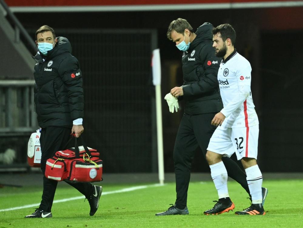 Younes kann am Sonntag gegen Schalke spielen. ©SID INA FASSBENDER