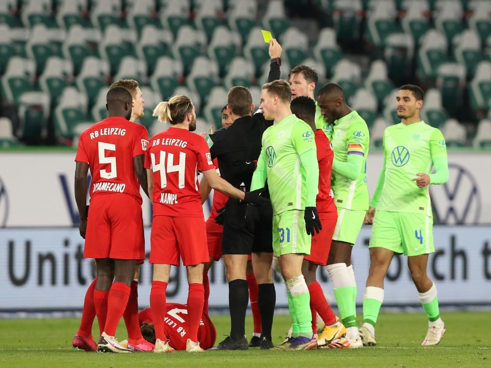 RB Leipzig verpasst den Sprung auf Platz eins. ©FIRO/SID