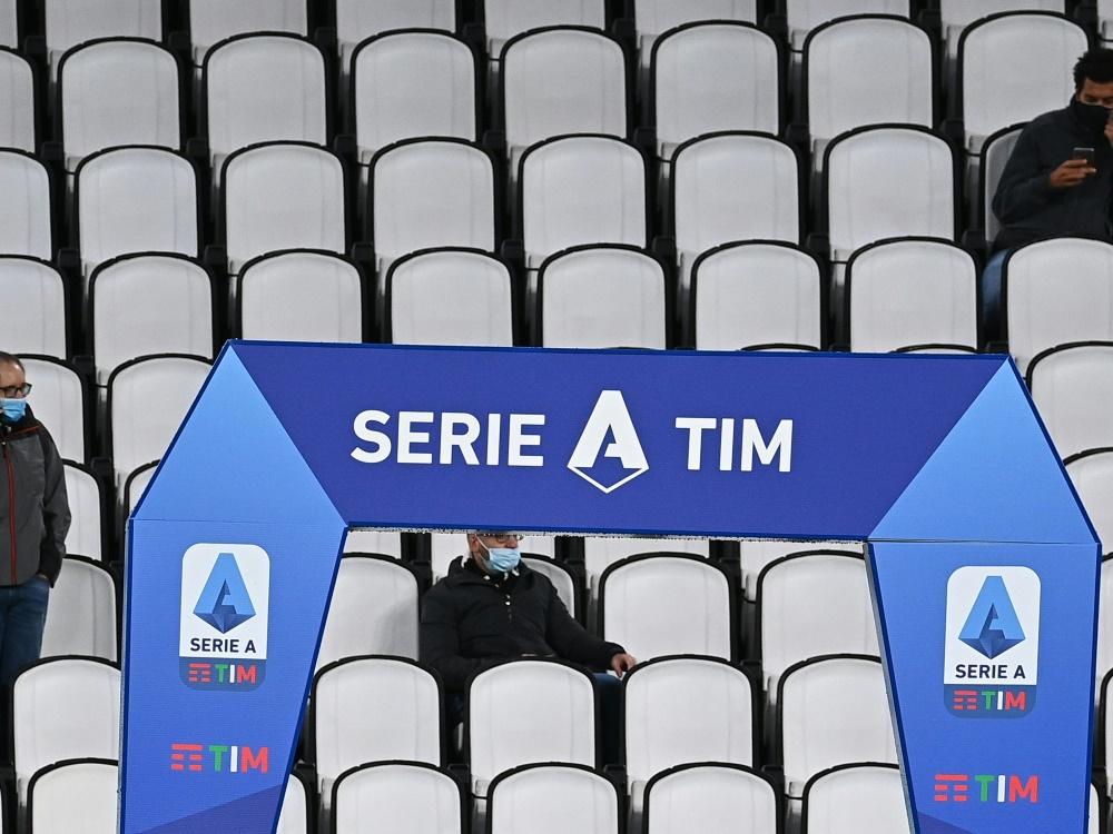 Die Serie A möchte seine Stadien wiederbeleben. ©SID VINCENZO PINTO