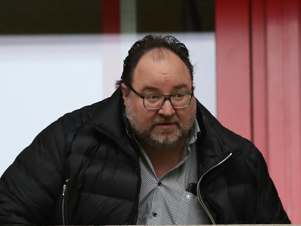 Michail Ponomarew tritt beim KFC Uerdingen zurück. ©FIRO/SID