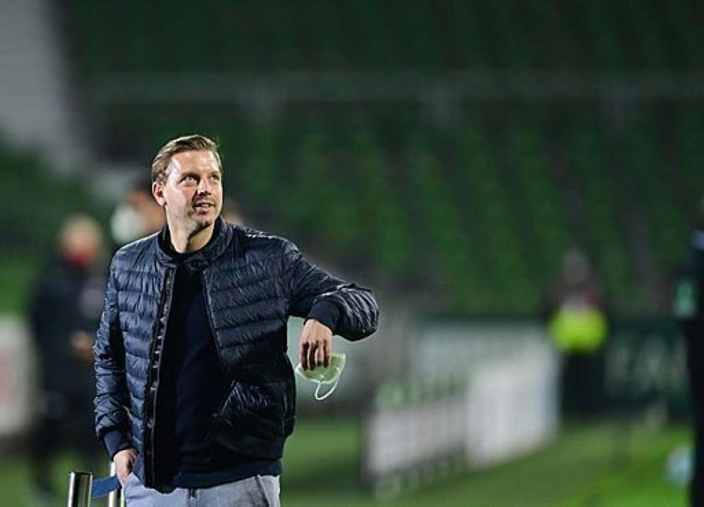 Florian Kohfeldt erwartet mehr von seiner Mannschaft. ©FIRO/SID