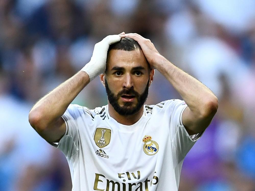 Karim Benzema muss sich vor Gericht verantworten. ©SID OSCAR DEL POZO