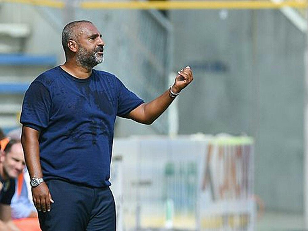 Fabio Liverani ist nicht mehr Trainer von Parma Calcio. ©FIRO/SID
