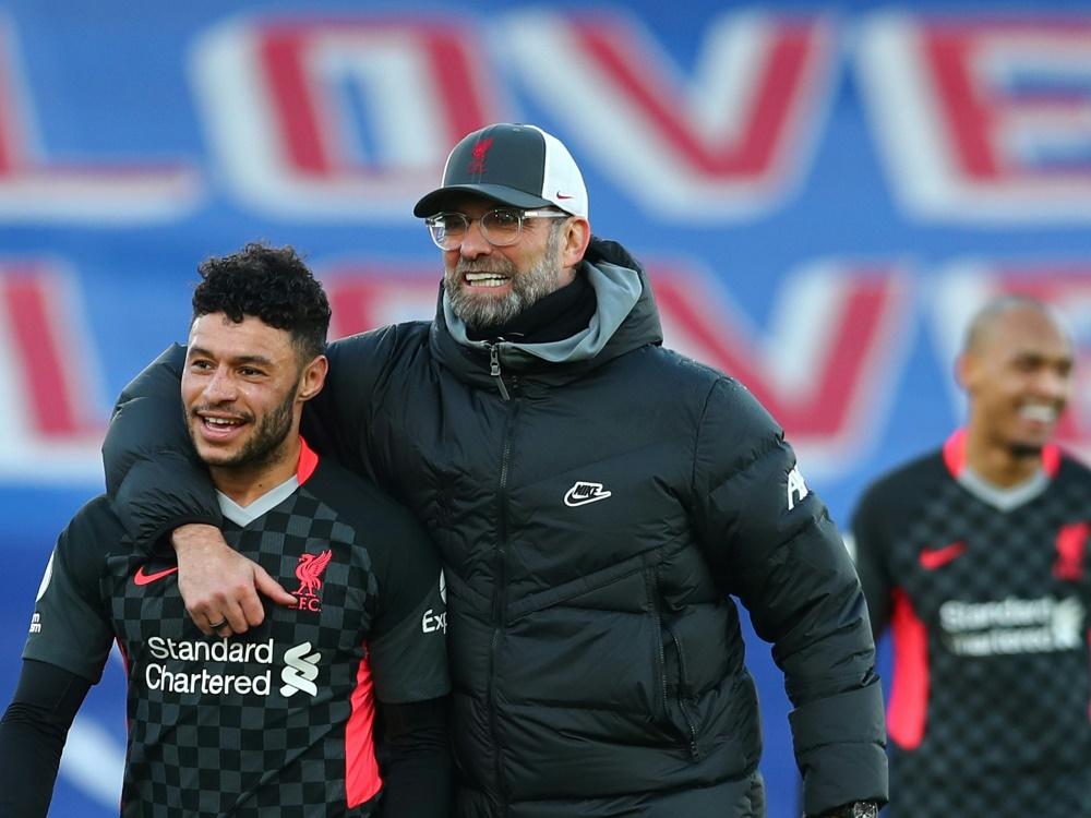 FA-Cup: Klopp trifft mit Liverpool auf Aston Villa. ©SID Clive Rose