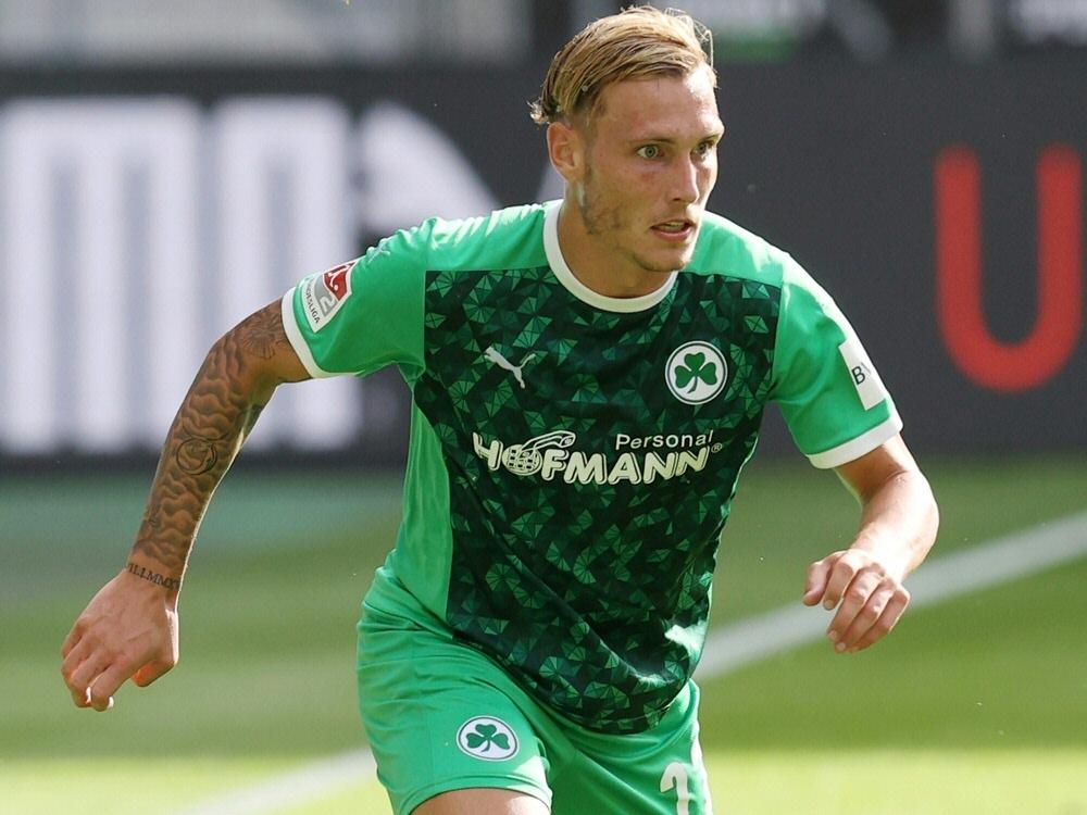 David Raum spielt ab Sommer für die TSG Hoffenheim. ©firo Sportphoto/SID