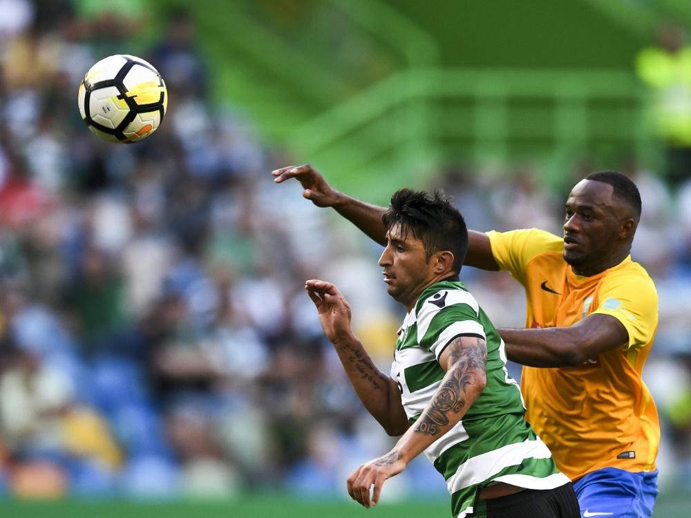 Oumar Diakhite (r.) wechselt zu Eintracht Braunschweig. ©SID PATRICIA DE MELO MOREIRA