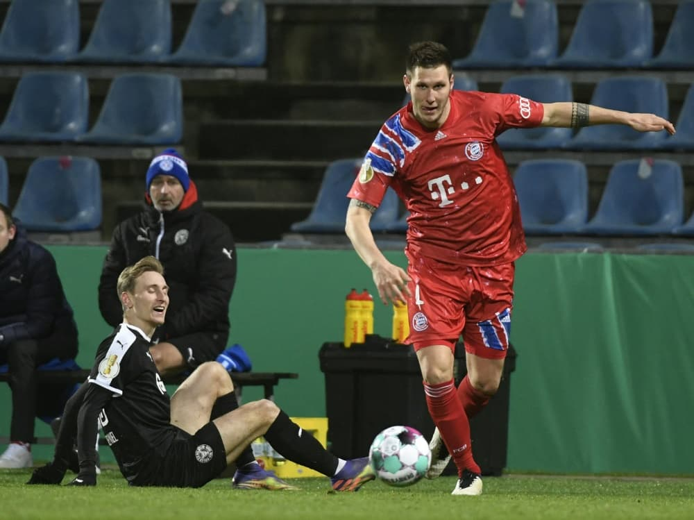 Nationalspieler Süle in der Kritik. ©POOL/SID FABIAN BIMMER
