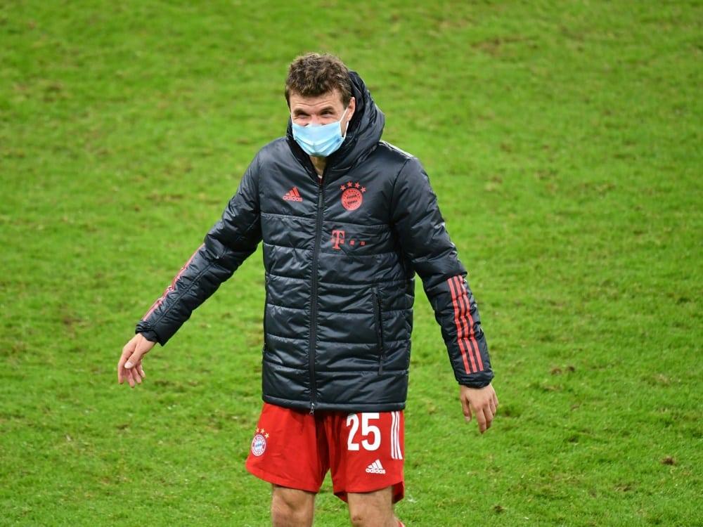 Bayern München verschärft Corona-Maßnahmen. ©FIRO/SID