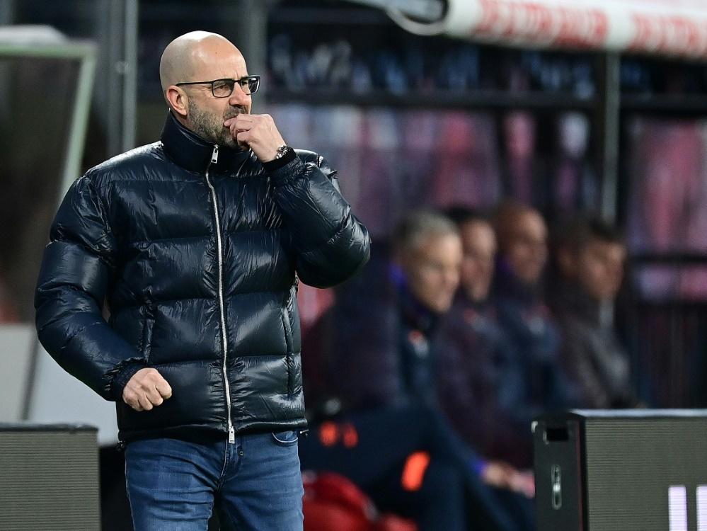 Leverkusen: Vier Niederlagen in den letzten fünf Spielen. ©FIRO/SID