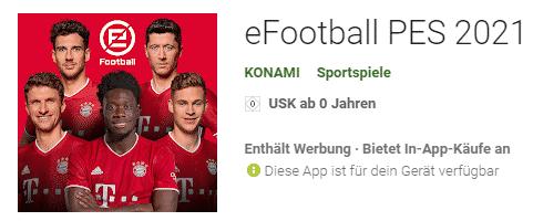PES eFootball