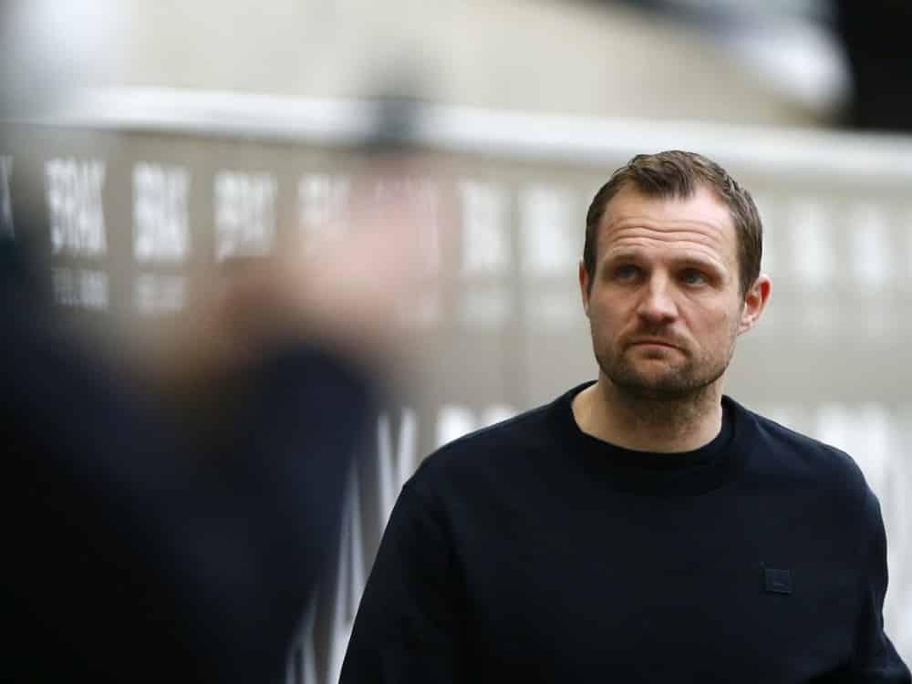 Svensson (Foto) trifft mit Mainz auf Grammozis Schalker. ©SID THILO SCHMUELGEN
