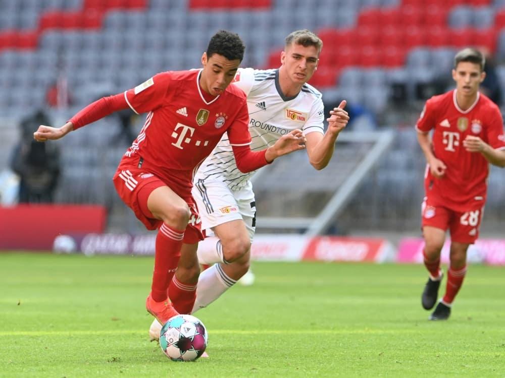 Bayern und Union trennen sich unentschieden. ©SID CHRISTOF STACHE
