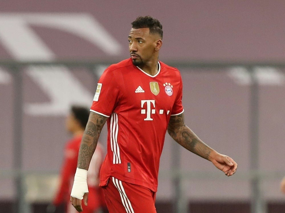 Boateng steht seit 2011 beim FC Bayern unter Vertrag. ©FIRO/SID