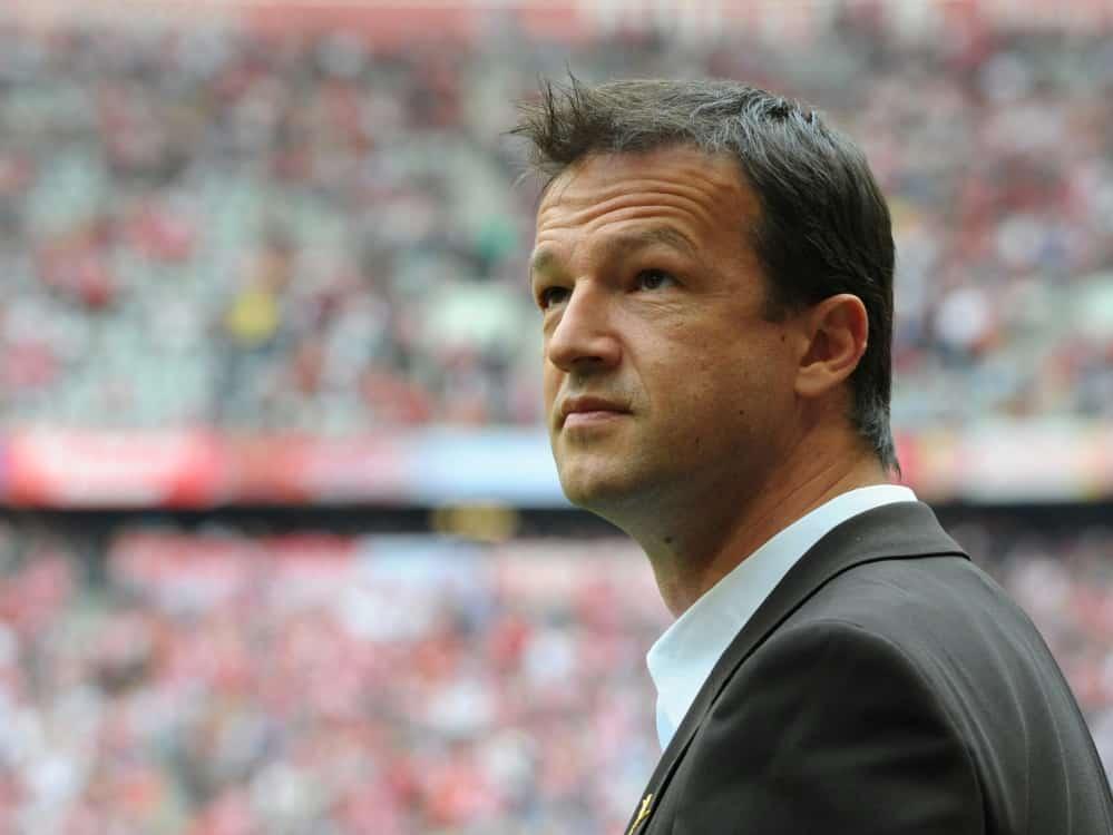 Offiziell: Fredi Bobic verlässt Eintracht Frankfurt. ©SID CHRISTOF STACHE